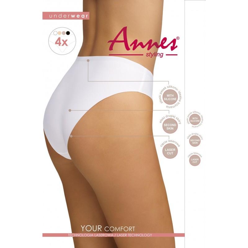 Kelnaitės Annes Underwear 4 poros