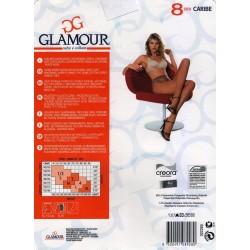 Pėdkelnės Glamour Caribe 8