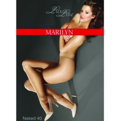 Pėdkelnės Marilyn Lux Line Naked 40