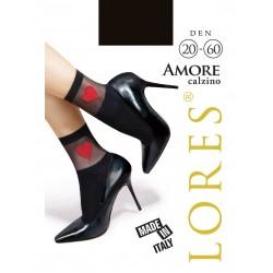Kojinaitės Lores Amore Calzino