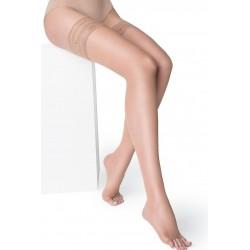 Kojinės ilgos Marilyn Nudo NF 15