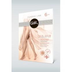 Pėdkelnės Gatta Thin Skin 6 den